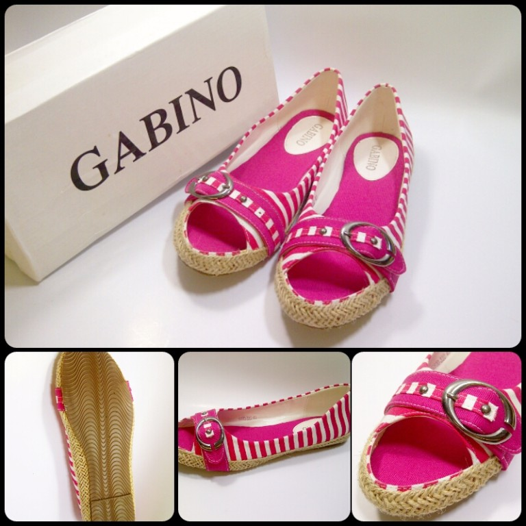 kode ACS 714. FLAT SHOES GABINO.