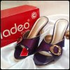 kode SCS 069. FLADEO LADIES-PURPLE
