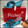 kode SCS 077. FLADEO LADIES-BLUE