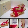 CUCI GUDANG. ORIGINAL.REAL PIC. NEVADA. Wedges tali. Kode 917